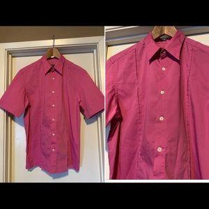 DKNY Men's Button down Shirt